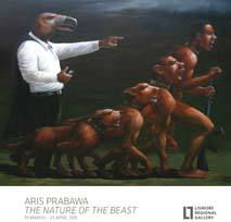 THE NATURE OF THE BEAST <br>Exhibition Catalogue