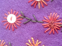 Embroidered Needle Case Workshop